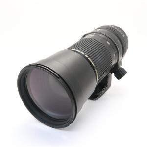 《並品》TAMRON SP AF200-500mm F5-6.3 Di LD IF(A08)(ニコン用)|ymapcamera
