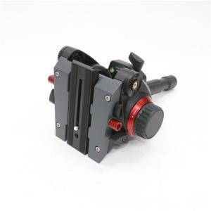 《美品》Manfrotto プロフルードビデオ雲台75mm 504HD ymapcamera