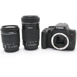 《良品》Canon EOS Kiss X8i ダブルズームキット|ymapcamera
