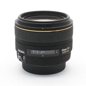 《良品》SIGMA 30mm F1.4EX DC HSM(シグマSA用)|ymapcamera