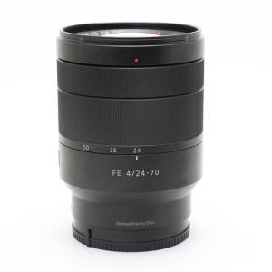 《並品》SONY Vario-Tessar T* FE 24-70mm F4 ZA OSS SEL2470Z|ymapcamera
