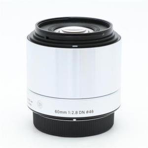 《良品》SIGMA A 60mm F2.8 DN(マイクロフォーサーズ用)|ymapcamera