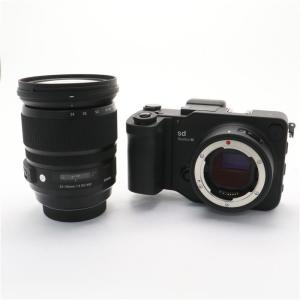 《美品》SIGMA sd Quattro H & A 24-105mm F4 DG OS HSM レンズキット ymapcamera