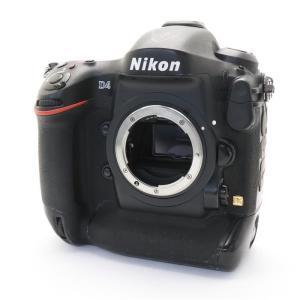 《並品》Nikon D4 ボディ|ymapcamera