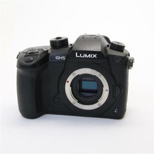 《良品》Panasonic LUMIX DC-GH5 ボディ|ymapcamera