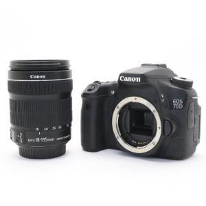 《並品》Canon EOS 70D EF-S18-135 IS STM レンズキット|ymapcamera