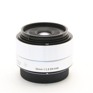 《良品》SIGMA A 30mm F2.8 DN (マイクロフォーサーズ用)|ymapcamera