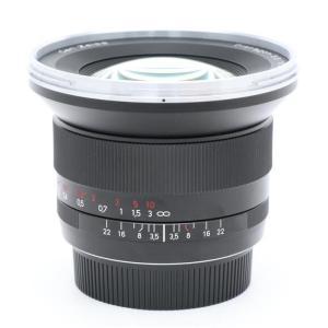 《美品》Carl Zeiss Distagon T* 18mm F3.5 ZE(キヤノンEF用)|ymapcamera