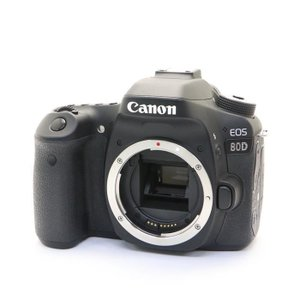 《良品》Canon EOS 80D ボディ|ymapcamera