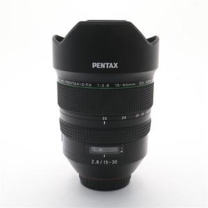 《並品》PENTAX HD D FA 15-30mm F2.8 ED SDM WR|ymapcamera