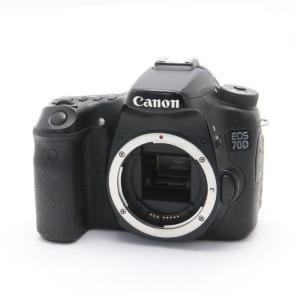 《難有品》Canon EOS 70D ボディ ymapcamera