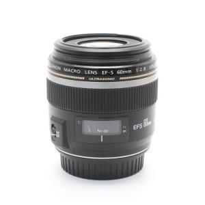 《並品》Canon EF-S60mm F2.8 マクロ USM|ymapcamera