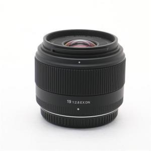 《美品》SIGMA 19mm F2.8 EX DN(マイクロフォーサーズ用) ymapcamera