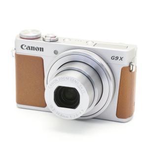 《美品》Canon PowerShot G9X シルバー ymapcamera