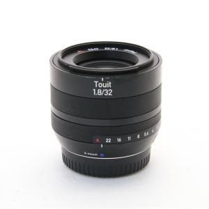 《並品》Carl Zeiss Touit 32mm F1.8(フジフイルムX用) ymapcamera