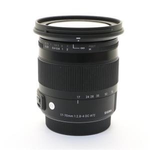 《良品》SIGMA C 17-70mm F2.8-4 DC MACRO OS HSM(シグマ用)|ymapcamera