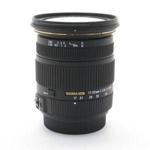《良品》SIGMA 17-50mm F2.8 EX DC HSM(ソニーα用)|ymapcamera