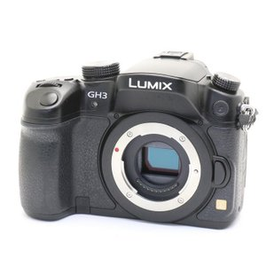 《良品》Panasonic LUMIX DMC-GH3 ボディ|ymapcamera