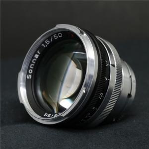 《美品》Carl Zeiss Sonnar T*50mm F1.5 Limited Edition (ニコンS)|ymapcamera