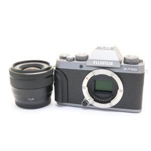 《良品》FUJIFILM X-T100 レンズキット|ymapcamera