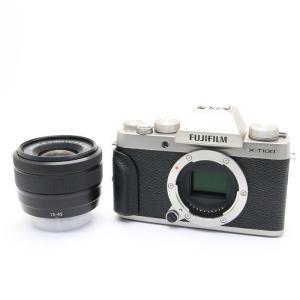 《美品》FUJIFILM X-T100 レンズキット|ymapcamera