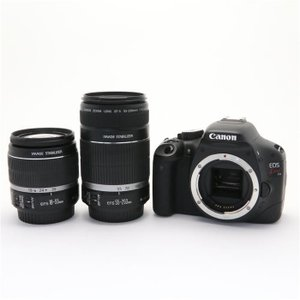 《並品》Canon EOS Kiss X4 ダブルズームキット|ymapcamera