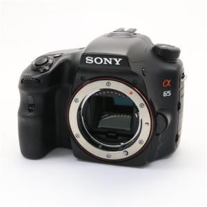 《並品》SONY α65 ボディ SLT-A65V ymapcamera