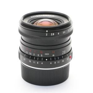 《良品》Voigtlander ULTRON 28mm F2 VM(ライカM用) ymapcamera