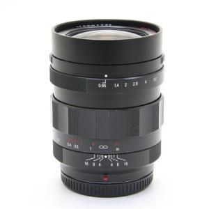 《並品》Voigtlander NOKTON 17.5mm F0.95(マイクロフォーサーズ用) ymapcamera
