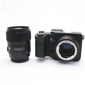 《良品》SIGMA sd Quattro H & A 35mm F1.4 DG HSM レンズキット|ymapcamera