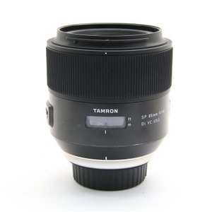 《並品》TAMRON SP 85mm F1.8 Di VC USD/Model F016N(ニコン用)|ymapcamera