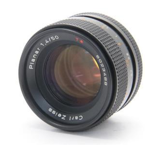 《難有品》CONTAX Planar T*50mm F1.4 AE ymapcamera