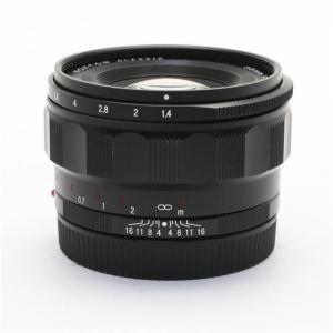 《良品》Voigtlander NOKTON classic 35mm F1.4 E-mount (ソニーE用/フルサイズ対応) ymapcamera