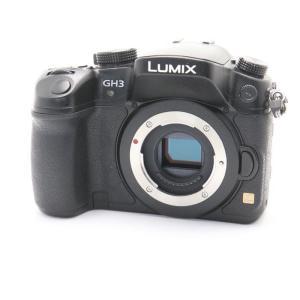 《並品》Panasonic LUMIX DMC-GH3 ボディ|ymapcamera