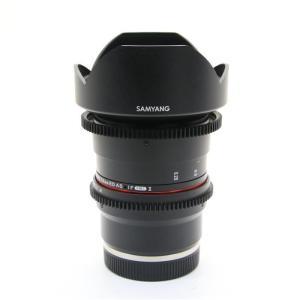 《美品》SAMYANG 14mm T3.1 VDSLR ED AS IF UMC II(ソニーE用)|ymapcamera