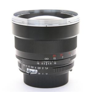 《良品》Carl Zeiss PlanarT* 85mm F1.4 ZF(ニコンF用)|ymapcamera