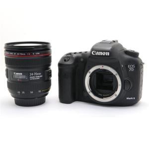 《難有品》Canon EOS 7D Mark II EF24-70L IS USM レンズキット|ymapcamera