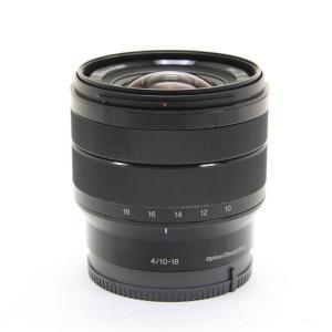 《並品》SONY E 10-18mm F4 OSS SEL1018|ymapcamera