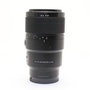 《並品》SONY FE 90mm F2.8 Macro G OSS SEL90M28G|ymapcamera
