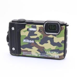 《美品》Nikon COOLPIX W300 カムフラージュ ymapcamera