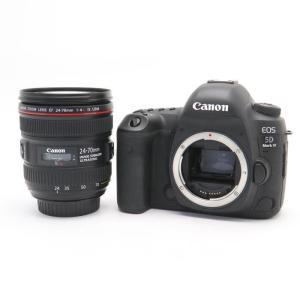 《美品》Canon EOS 5D Mark IV EF24-70 F4L IS USM レンズキット ymapcamera