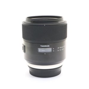 《並品》TAMRON SP 85mm F1.8 Di VC USD/Model F016E(キヤノン用)|ymapcamera