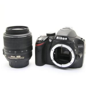 《並品》Nikon D3200 レンズキット|ymapcamera