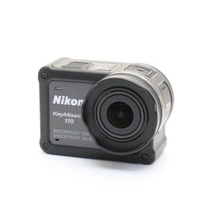 《良品》Nikon KeyMission 170 ymapcamera