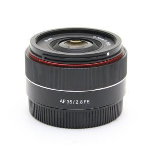 《美品》SAMYANG AF 35mm F2.8 FE (ソニーE用/フルサイズ対応)|ymapcamera