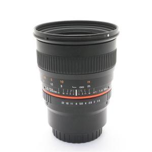 《良品》SAMYANG 50mm F1.4 (マイクロフォーサーズ用)|ymapcamera