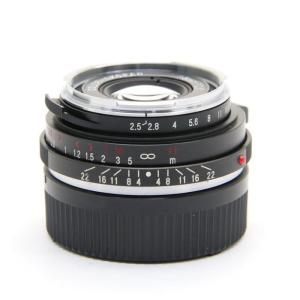《並品》Voigtlander COLOR-SKOPAR 35mm F2.5 PII VM(ライカM用) ymapcamera