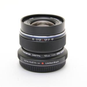 《美品》OLYMPUS M.ZUIKO DIGITAL ED12mm F2.0 リミテッドブラックキット【世界限定3000セ|ymapcamera