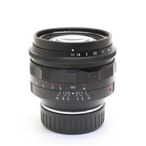 《並品》Voigtlander NOKTON 50mm F1.1 VM(ライカM用) ymapcamera