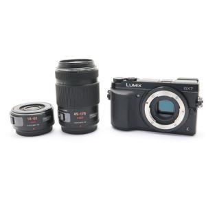 《良品》Panasonic LUMIX DMC-GX7-KS ダブルパワーズームキット ymapcamera
